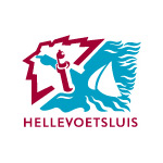 The logo of Hellevoetsluis