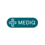 The logo of Mediq