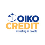 The logo of Oiko credit