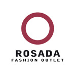 The logo of Rosada fashion outlet