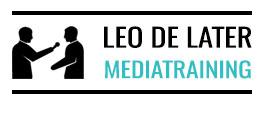 De Later Media Training