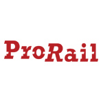 The logo of ProRail