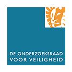 Het logo van de onderzoeksraad voor veiligheid