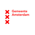 Het logo van Gemeente Amsterdam