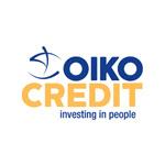 Het logo van Oiko credit