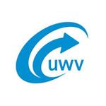 Het logo van UWV